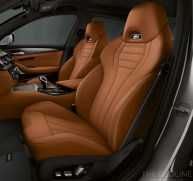 BMW M5 Competition interior