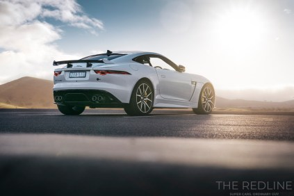 F-Type SVR Coupe