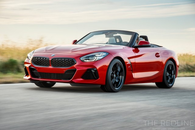BMW Z4 M40i First Edition