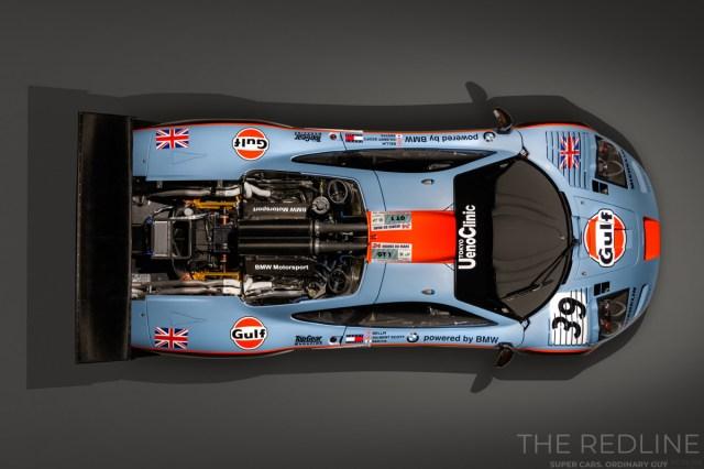 McLaren F1 GTR 25R