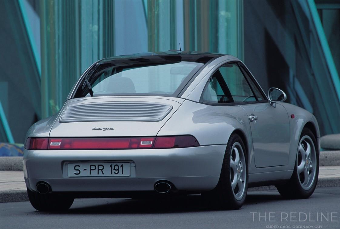 993 Porsche 911