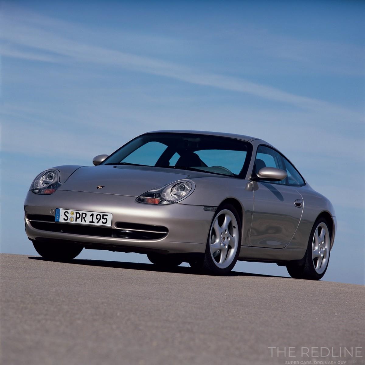 996 Porsche 911