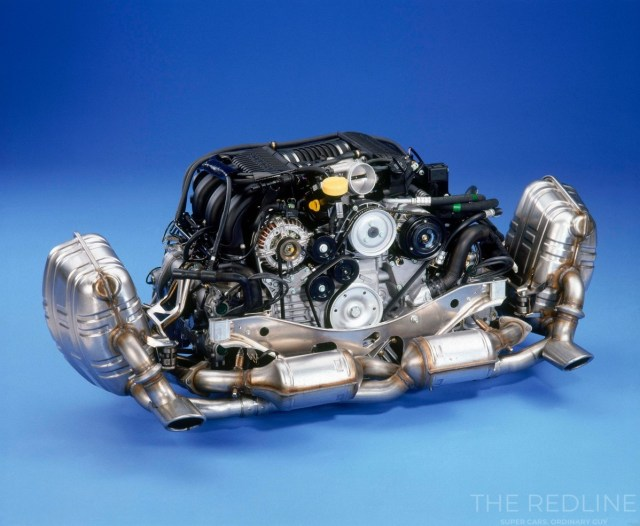 996 911 engine