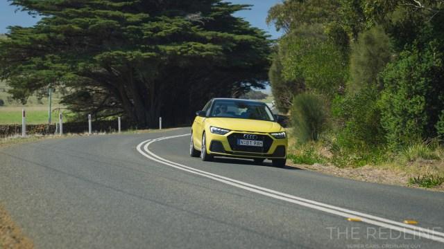 2020 Audi A1 35 TFSI