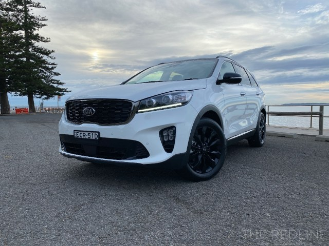 2020 Kia Sorento Black Edition