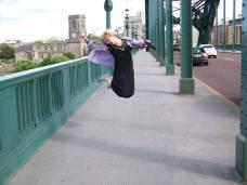 Jump on the bridge