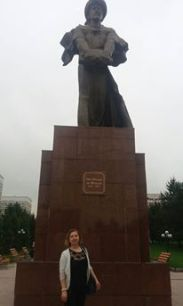 Al Garabi monument