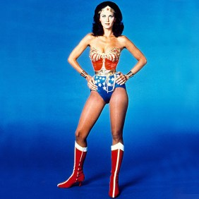 wonder woman red boots