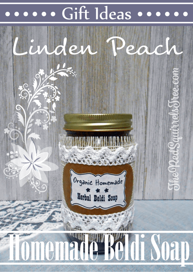 DIY Beldi Linden Peach Soap: 22 Benefits For Your Skin!