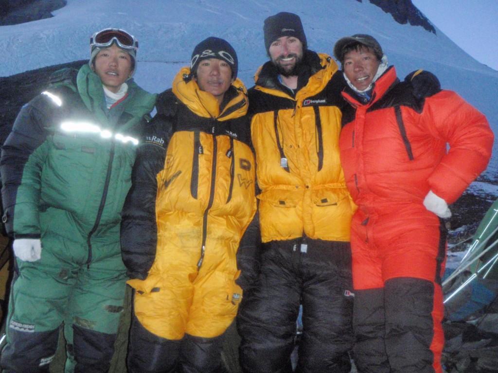 Sherpa Mingma