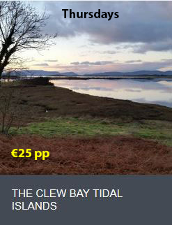 Clew Bay Tidal Islands