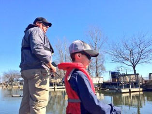Spring Crappie Fishing