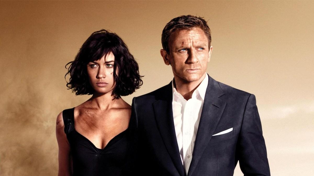 007 Marathon Quantum Of Solace