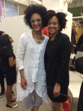 Chef Carla Hall and Host Meah Denee