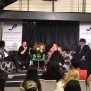 Editorial panel at the 2014 Women and Fashion Film Fest
