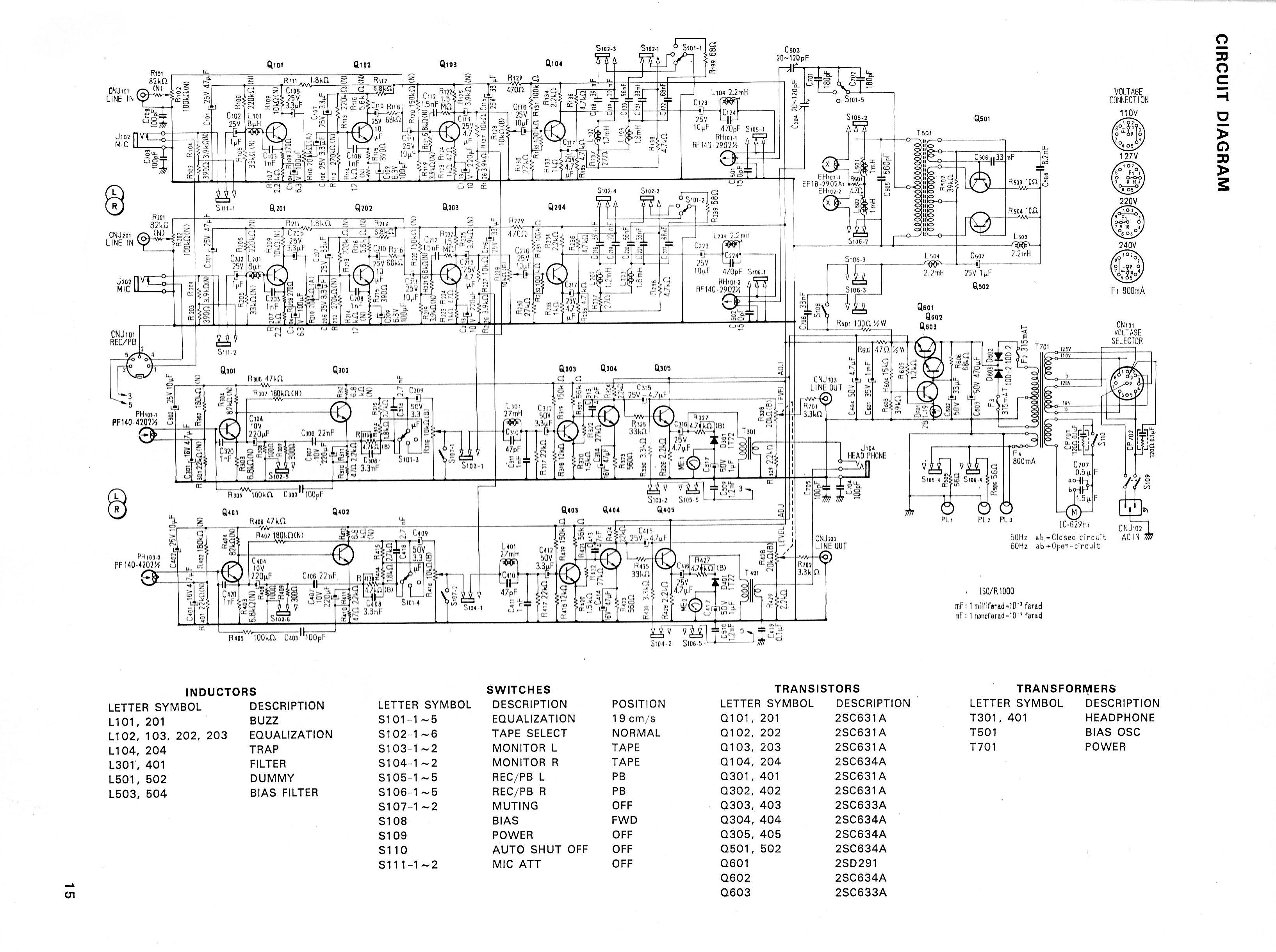 medium resolution of a lifelong reel obsession neville roberts recalls the tape decks land cruiser wiring diagram sony tc 500a wiring diagram
