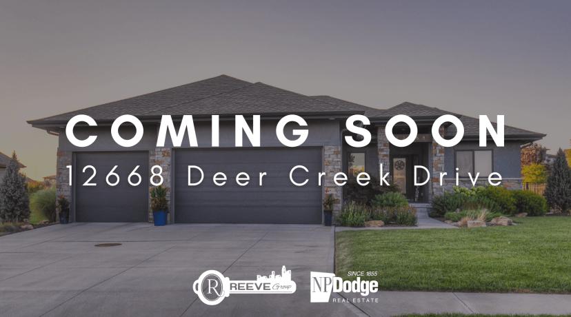 12268 Deer Creek Drive coming soon