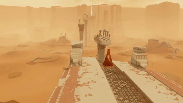 Journey Screenshot Wallpaper Scenery