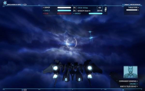 Strike Suit Zero Screenshot Wallpaper Shines