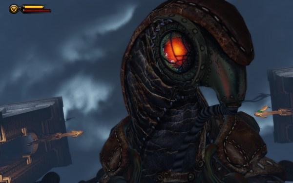 Bioshock Infinite Screenshot Wallpaper Songbird