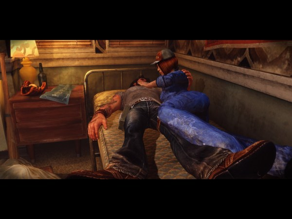 Ride to Hell Retribution Screenshot Wallpaper Clothed Sex Scenes