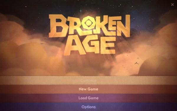 Broken Age Review Screenshot Wallpaper Title Screen