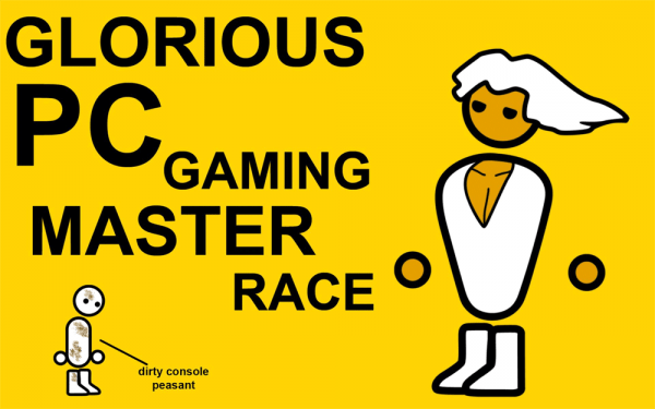 Glorious PC Gaming Master Race