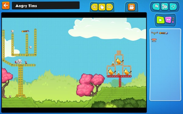 Contraption Maker Review Screenshot Wallpaper Angry Cats