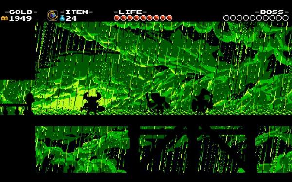 Shovel Knight Review Screenshot Wallpaper Darkness Befalls You