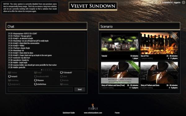Velvet Sundown Review Screenshot Wallpaper Lobby