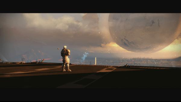 Destiny Review Screenshot Wallpaper All Ends are Beginnings