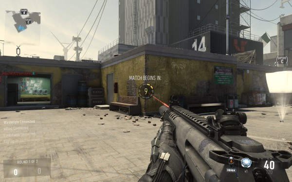 Call of Duty Advanced Warfare Screenshot Wallpaper Multiplayer