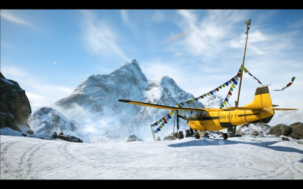 Far Cry 4 Review Screenshot Wallpaper The Pretties