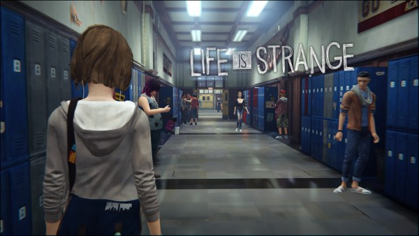 Life is Strange Review Screenshot Wallpaper Title Screen