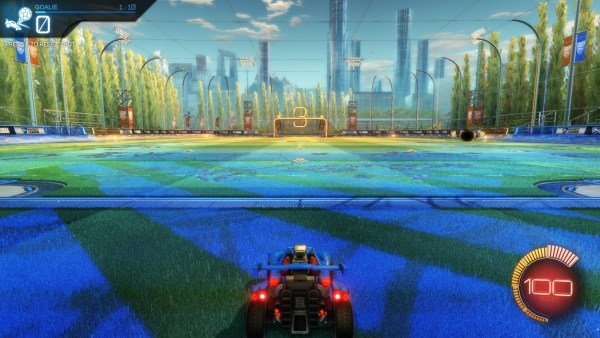 Rocket League Review Screenshot Wallpaper Time to Practice