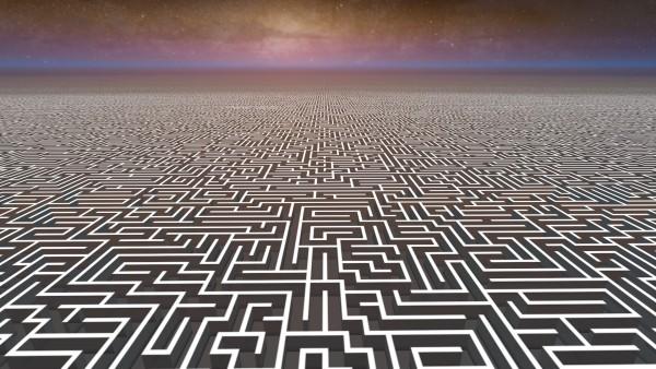 The Beginners Guide Review Screenshot Wallpaper Final Maze
