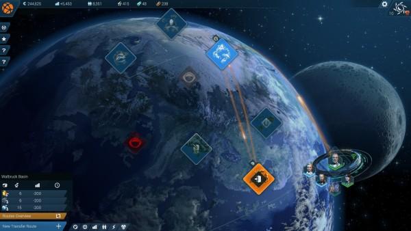 Anno 2205 Review Screenshot Wallpaper Strategic View
