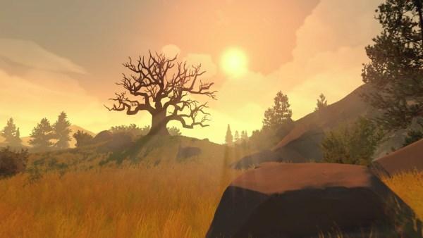 Firewatch Review Screenshot Wallpaper Beautiful Loneliness