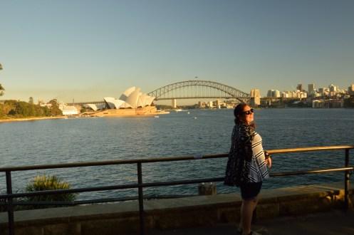 Sunrise at Sydney