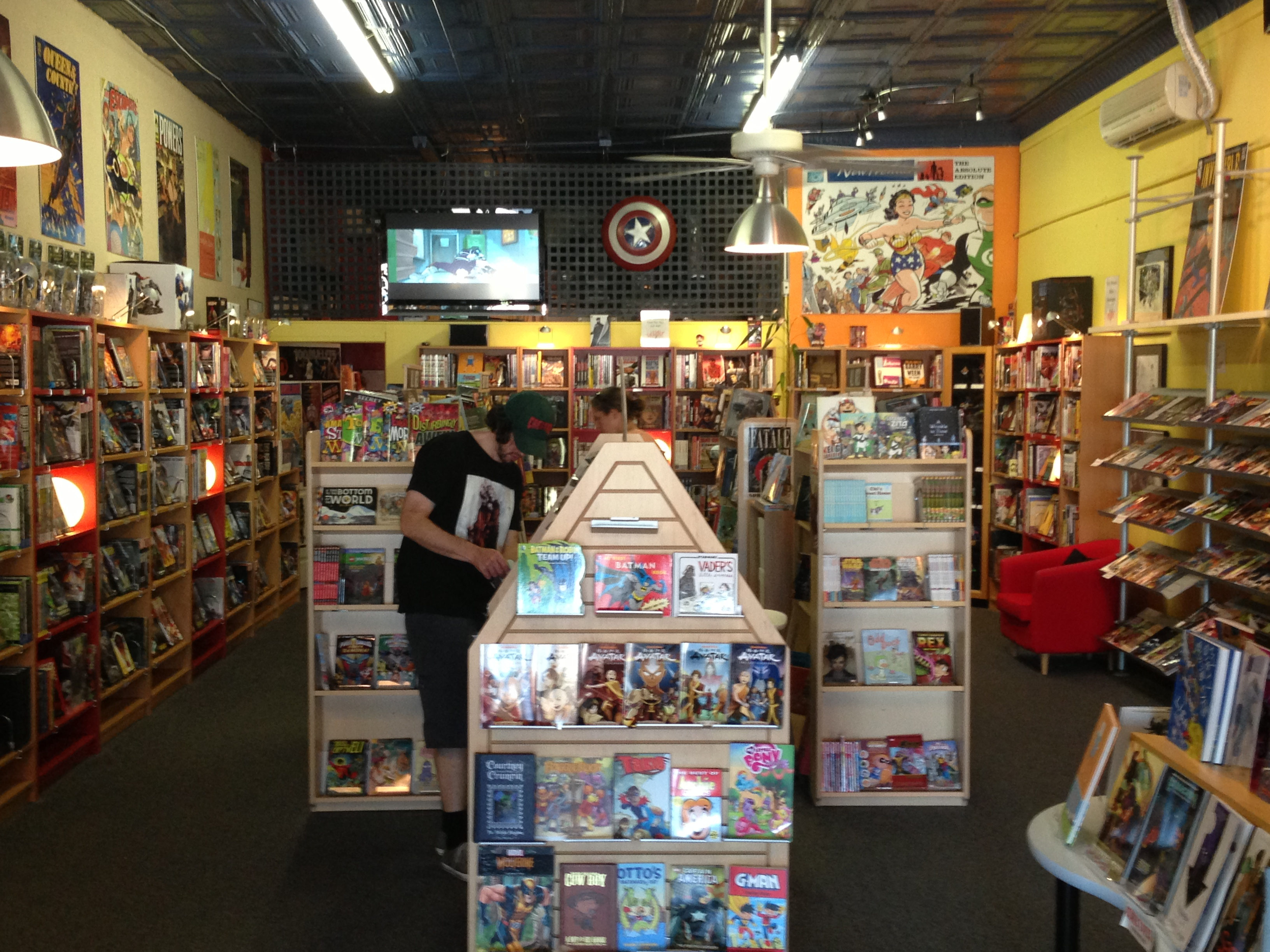 About The Various Types Of Comic Book Stores  Therefore I