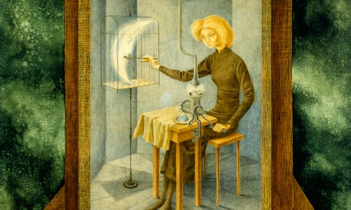 Your Weekly Inspiration: Remedios Varo