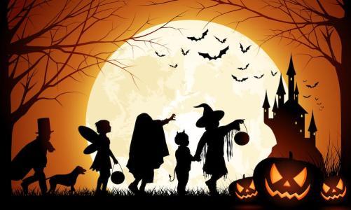 Spooky Craft Round-Up!