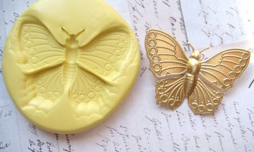 How to Use Paper Mache with Silicone Molds