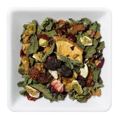 Ceai de fructe Pomegranate-Mint Organic Tea*