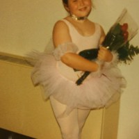 on being a fat ballerina and still getting to dance with God
