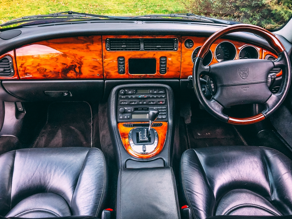 Jaguar XKR Interior