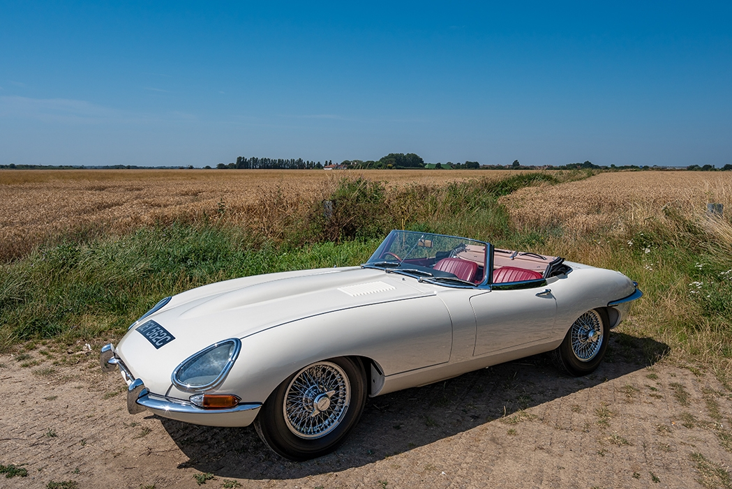 1964 Jaguar E Type 4.2 Series 1 Roadster