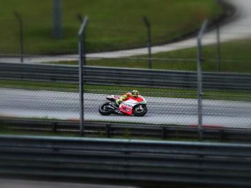 Rossi at MotoGP 2012, Sepang, KL