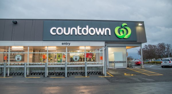 Trading hours reduced to 8am – 9pm in some Waikato Countdown stores