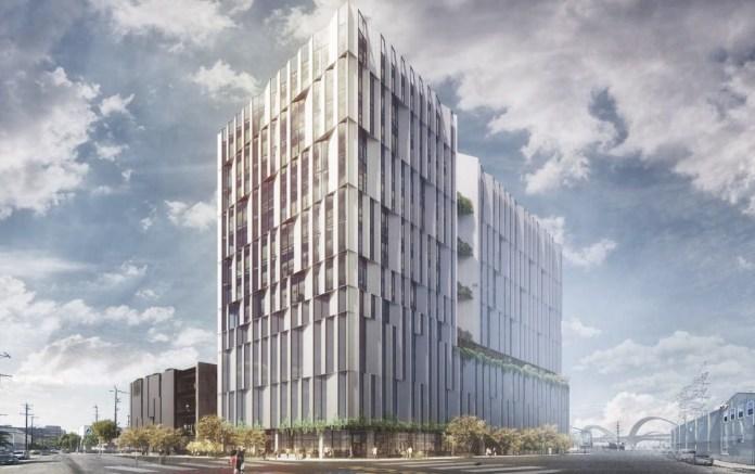 Los Angeles, Arts District, Continuum Partners, Culver City, Ehrlich Yanai Rhee Chaney Architects, Los Angeles River, Produce LA, Denver